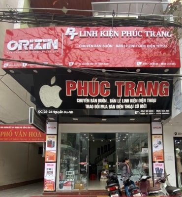 Linh kiện Phúc Trang